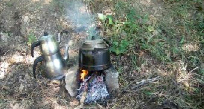 Çayın Altını Yak