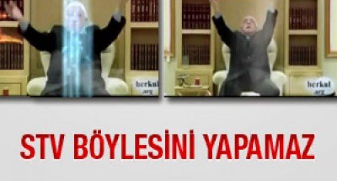SAMANYOLU TV'DE HALAY ÇEKİLSİN