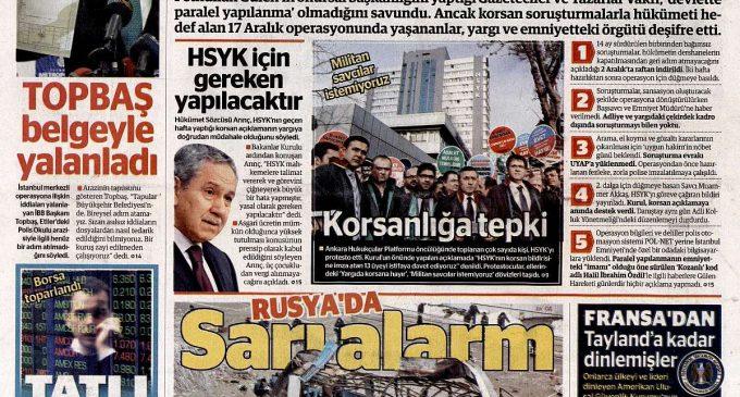 CÜMBÜR 'CEMAAT' TEMİZLİK OPERASYONU